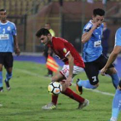 نادي النصر يستأنف تدريباتة اليوم على ملعب النادي