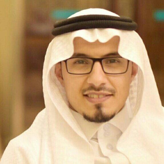 الكاتب عبدالله بن سويد  ( النصر لغة الحب )