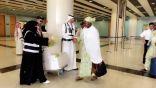 جهود واستعدادات على مدار الساعة لاستقبال الحجاج بمطار المدينة المنورة.