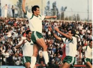 تعرف على أحد أساطير بطولات الخليج لاعب القرن العراقي حسين سعيد