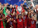 عملاق اوروبا ليفربول بقيادة صلاح يضيف النجمه السادسة بعد الفوز على توتنهام #ليفربول_توتنهام