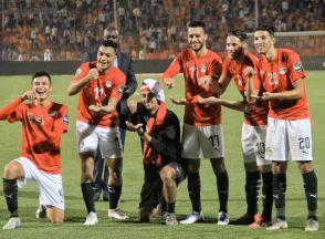 منتخب مصر الأولمبي يحصد لقب كأس الأمم الأفريقية تحت 23 عاماً للمرة الأولى في تاريخه