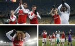 آرسنال يلقن مضيفه فورسكلا بولتافا درسا قاسيا في الجولة الخامسة من الدوري الأوروبي