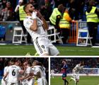 ريال مدريد يستفيق بثلاثية مثيرة أمام هويسكا في الجولة ال29 من الليجا