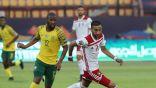 المنتخب المغربي يهزم جنوب افريقيا ويتصدر مجموعتة وكوت ديفوار تحل ثاني المجموعة